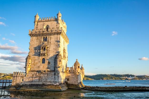 Torre di belem portogallo