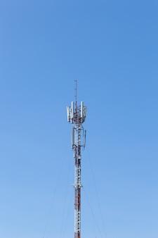 Torri delle telecomunicazioni.
