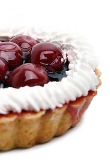 Torta alla frutta fresca e gustosa