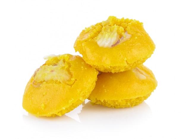 Torta di palma da zucchero con o torta di palma toddy