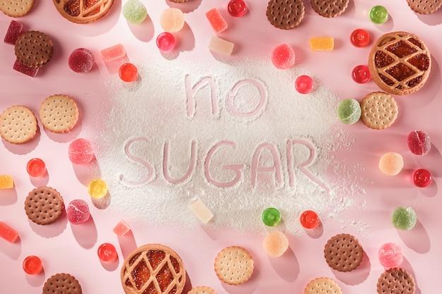 Torte senza zucchero