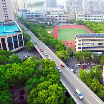 Traffico: attraversando strade alte