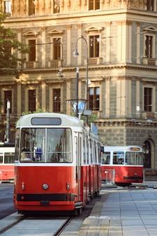 Tram a vienna