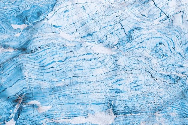 Trama blu marmo