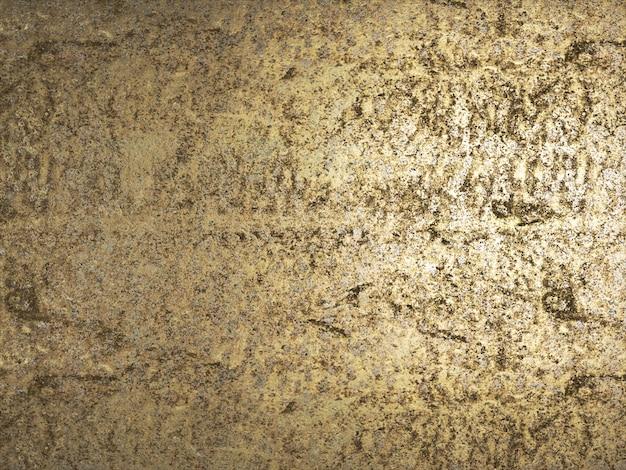Trama d'oro. sfondo chiaro astratto dorato