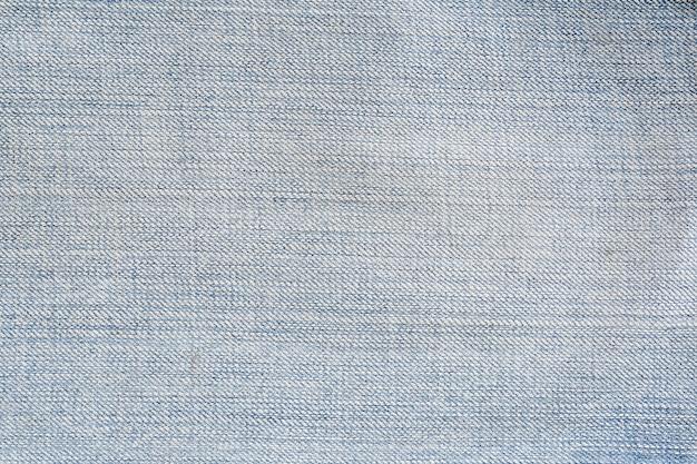 Trama del modello di tessuto di jeans o blue jeans.