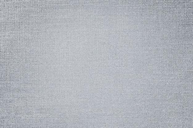 Trama del tessuto di lino grigio
