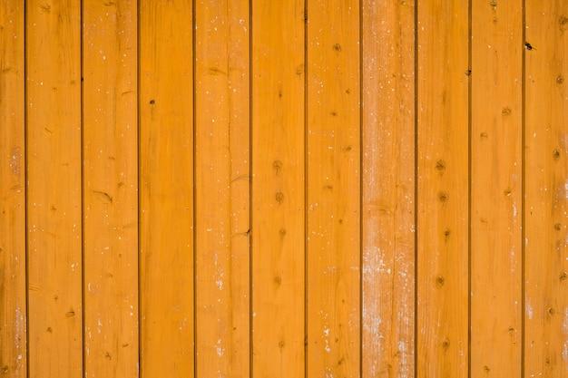 Trama di colore giallo vecchio legno