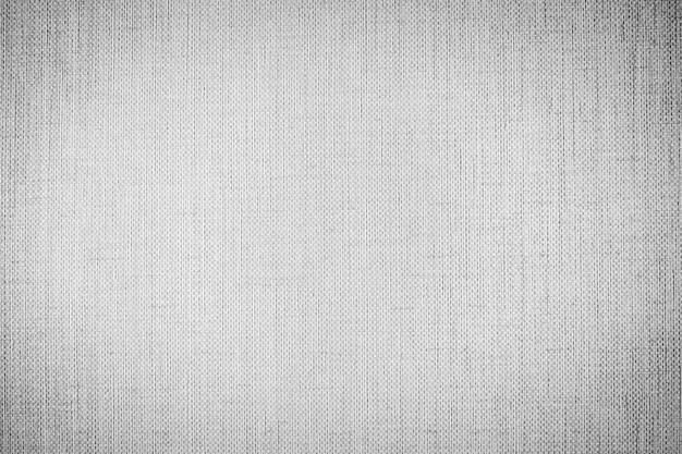 Trama di cotone grigio astratto e superficie