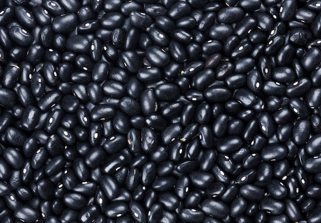 Trama di fagioli neri