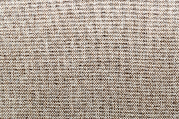 Trama di lino in tessuto naturale