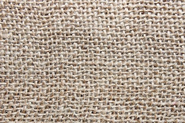 Trama di lino naturale