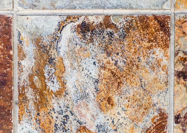 Trama di marmo a parete