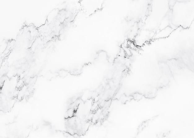 Trama di marmo bianco con motivo naturale