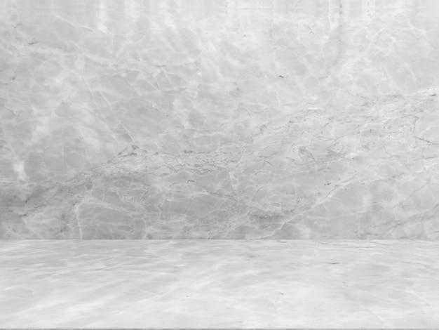 Trama di marmo bianco con naturale per opere d'arte di sfondo o design. alta risoluzione.