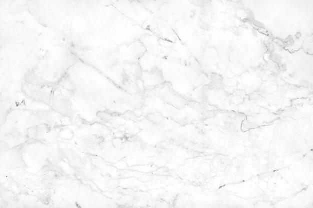 Trama di marmo grigio bianco ad alta risoluzione, vista dall'alto del pavimento di pietra piastrelle naturali