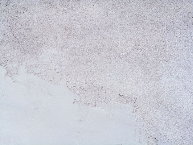 Trama di muro bianco