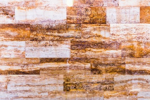 Trama di muro di marmo