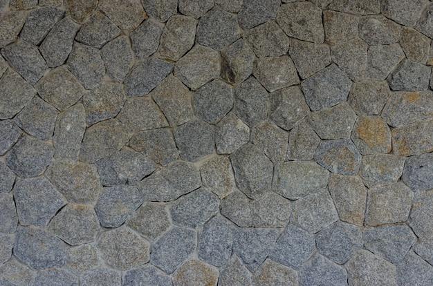 Trama di muro di pietra