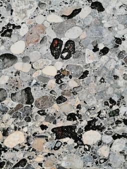 Trama di muro di pietre sullo sfondo