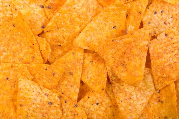 Trama di nachos