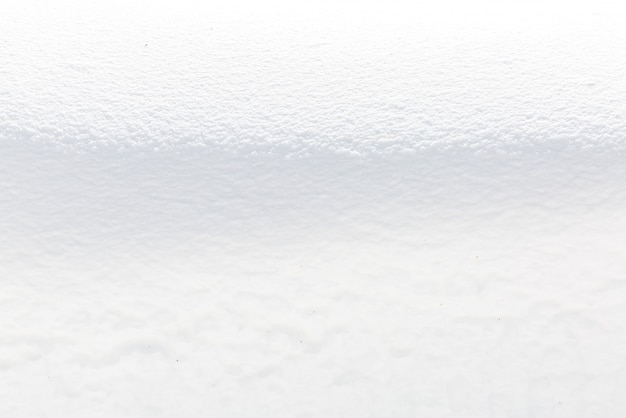 Trama di neve