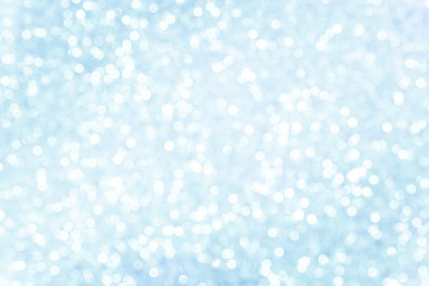 Trama di sfondo astratto blue glitter ed elegante per natale.