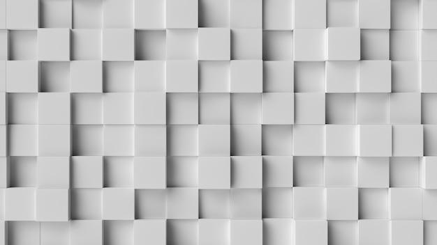 Trama di sfondo bianco. rendering 3d, illustrazione 3d.