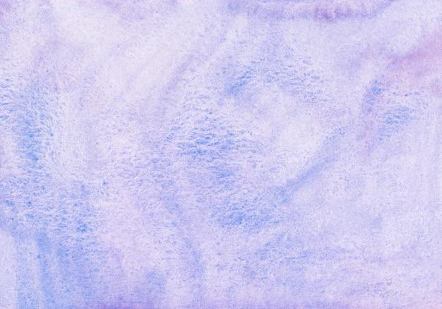 Trama di sfondo chiaro lavanda dell'acquerello