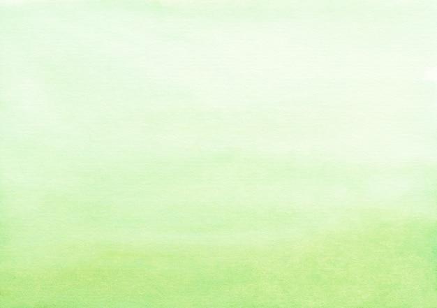 Trama di sfondo di colore pastello dell'acquerello lime