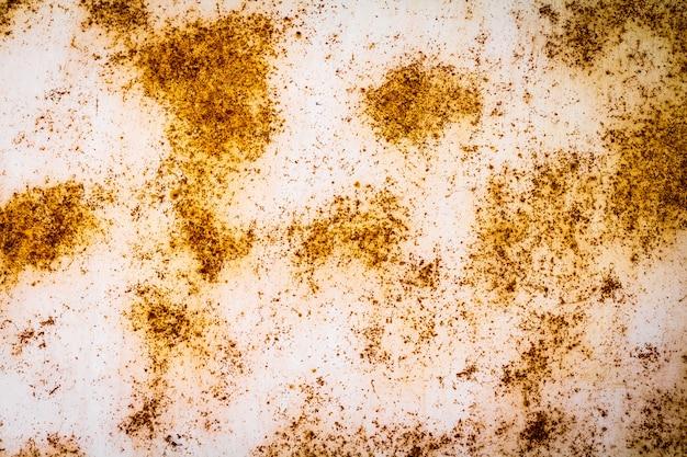 Trama di sfondo di metallo arrugginito. vecchia superficie di ferro ruggine.