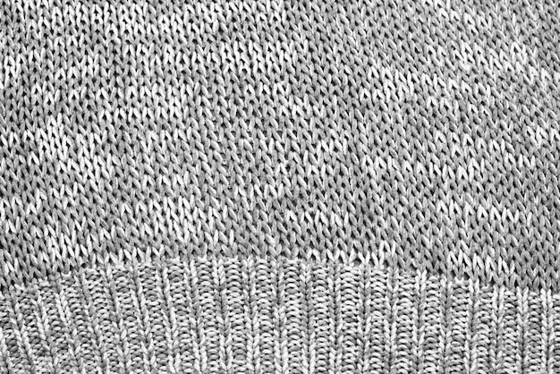 Trama di sfondo di tela a maglia.