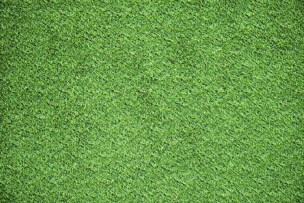 Trama di sfondo erba verde per l'attività golf campo di calcio sport o progettazione di prati