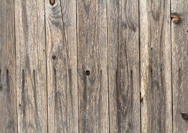 Trama di sfondo in legno marrone rustico. vecchio legno listellare naturale reale vintage. fondo di struttura dello spazio della copia del testo libero.