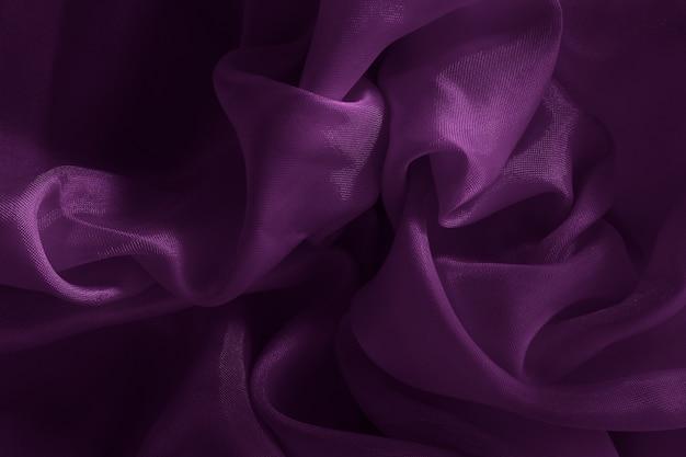 Trama di stoffa tessuto viola