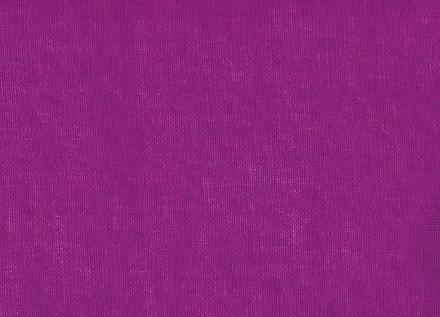 Trama di stoffa viola
