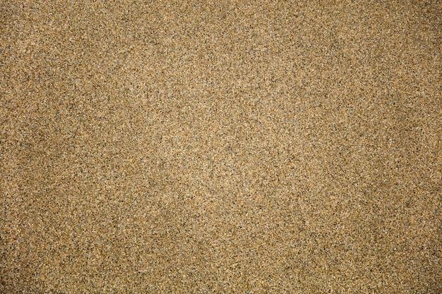 Trama di superficie di sabbia della spiaggia