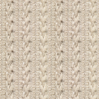 Trama di tessuto a maglia senza giunte