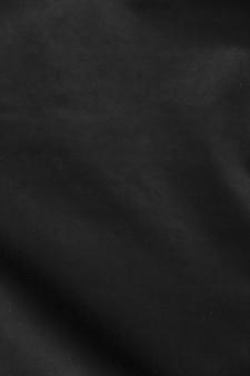 Trama di tessuto nero