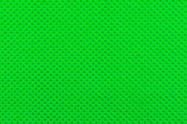 Trama di tessuto verde