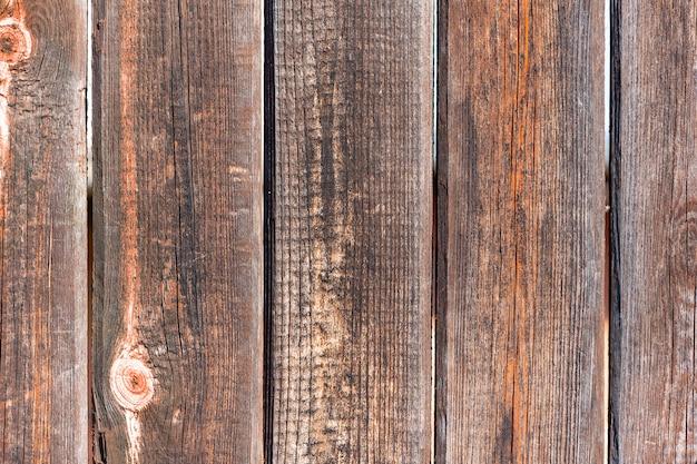 Trama in legno marrone. sfondo astratto, modello vuoto