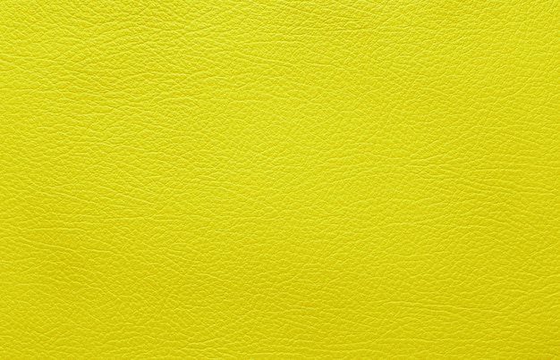Trama in pelle gialla