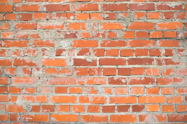 Trama muro di mattoni