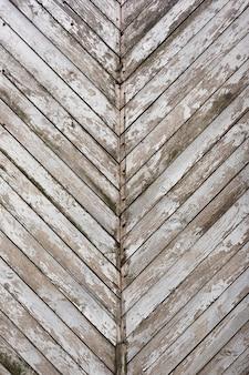 Trama obliqua di piccole strisce di legno