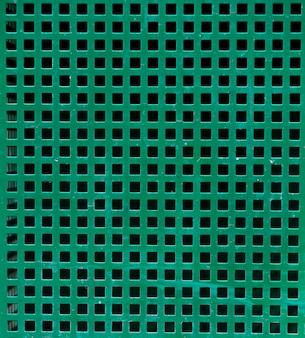 Trama senza soluzione di continuità geometrica nera e verde