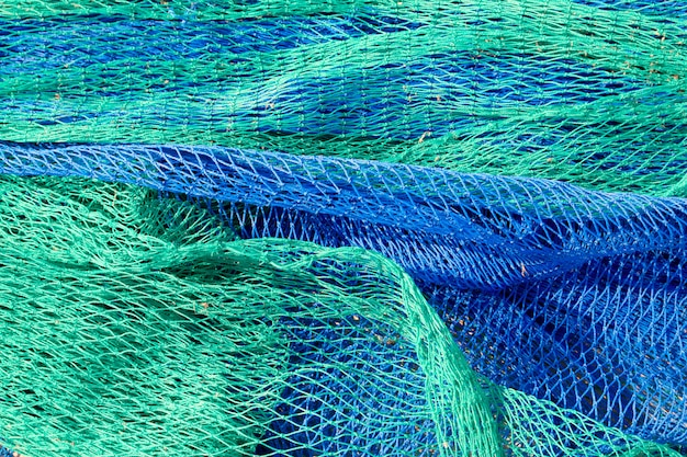Trame da pesca da pesca dal mediterraneo