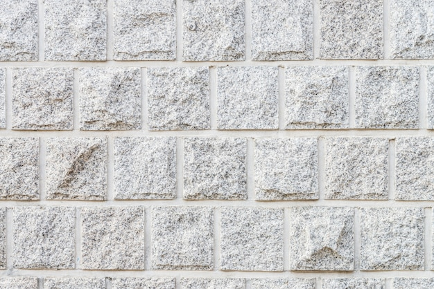 Trame di muro di mattoni bianchi