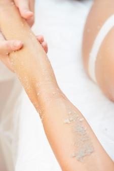 Trattamenti scrub corpo