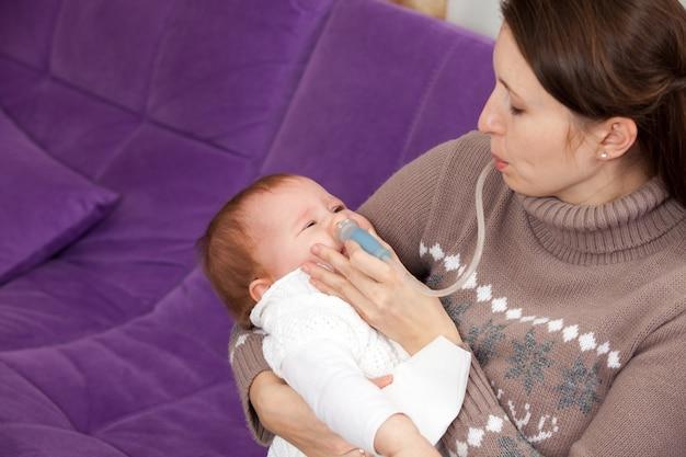 Trattamento del raffreddore comune nel bambino
