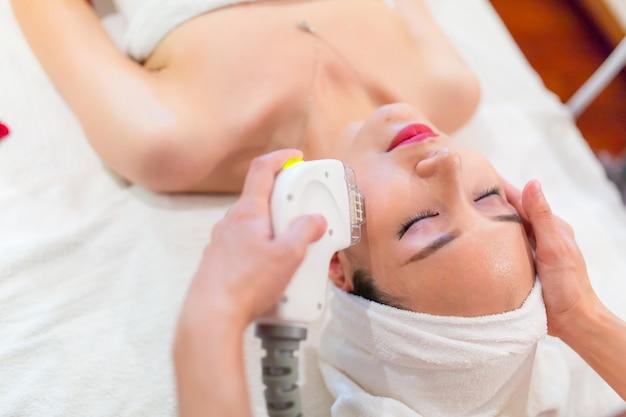 Trattamento di bellezza spa